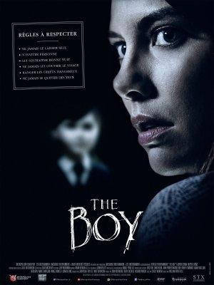 The boy.