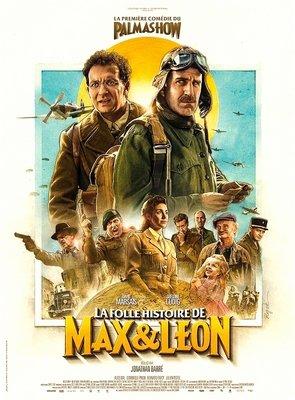 La folle histoire de Max & Léon.