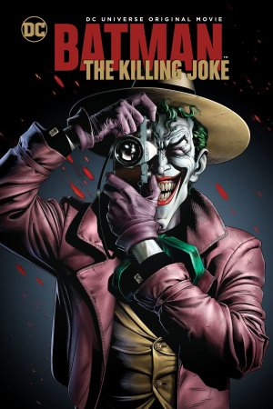 Batman : The killing joke.