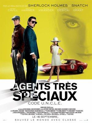 Agents très spéciaux.