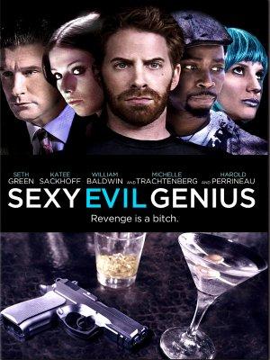 Sexy evil genius.