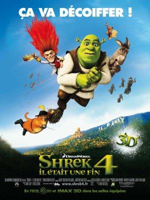 Shrek 4, il était une fin.