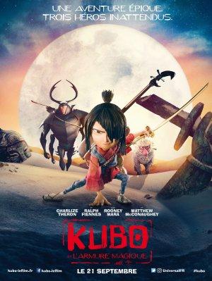 Kubo et l'armure magique.