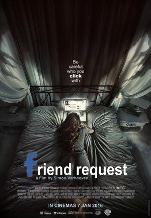 Friend request.