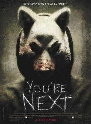 You're next.