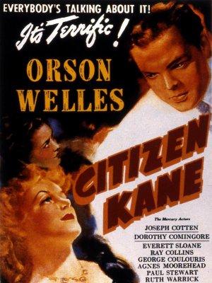 Citizen Kane.