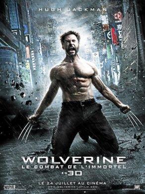 Wolverine :  Le combat de l'immortel.