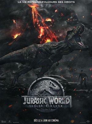 Jurassic World : Fallen Kingdom.