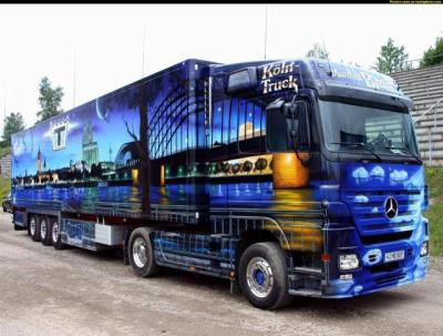 Camion Tuning camion tuning !!!!! - ma passion le tuning
