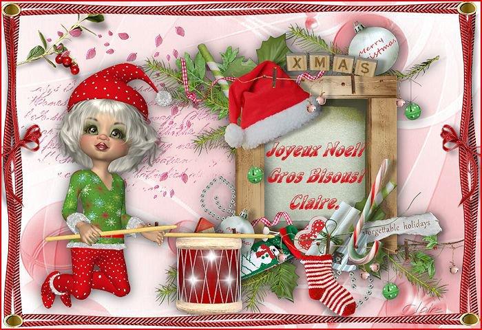 Joyeux Noël a toutes et tous !