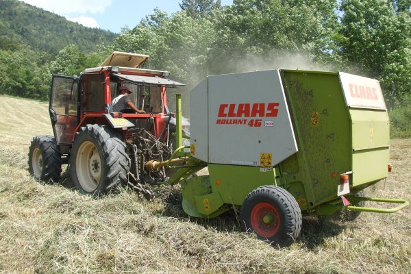 Pressage 2011 >>> Same avec Claas <<<