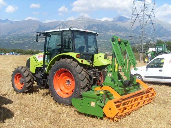 Expo 2011 >>> Stand Claas <<<