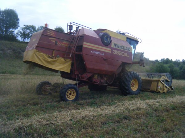 Moisson 2011 >>> New Holland <<<