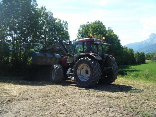 Terrassement 2011 >>> Case <<<