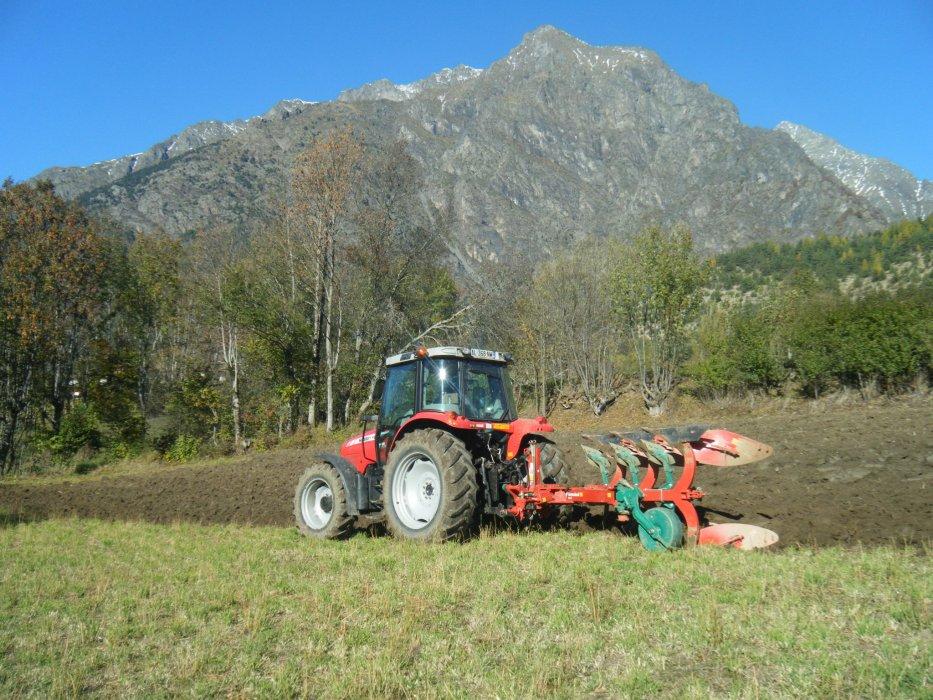 agrichampsaur: l'agriculture dans le champsaur