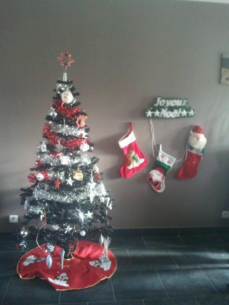 1er Noel dans la maison