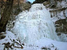 cascade du hérissoon