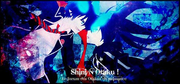 Le nouveau look de Shini N'Otaku !