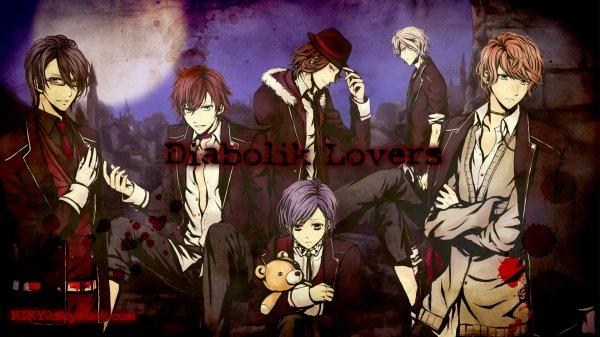 ~  Diabolik Lovers ~