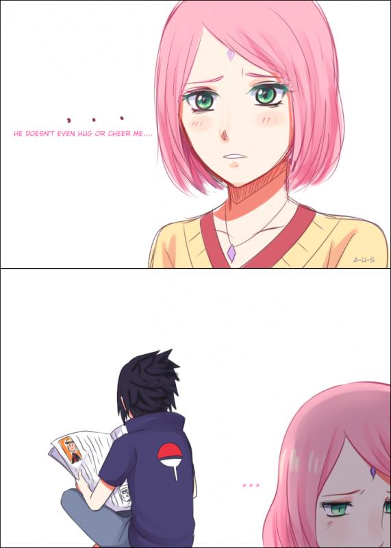 Sakura enceinte ?