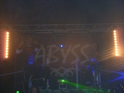 abyss 2012 percussion