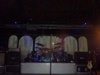 california 2012  le début du concert.