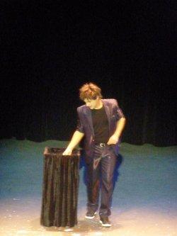 Nestor hato numéro de carte : Festival magie carcassonne 2012