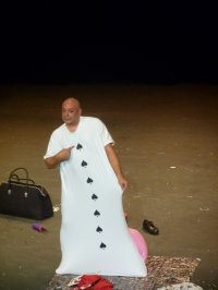 WILLY MONROE  : festival magie carcassonne 2012