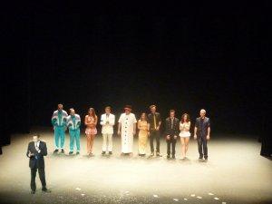 Final Festival magie carcassonne 2012