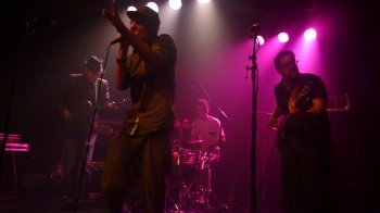 Scarecrow concert 2012 au chapeau rouge à Carcassonne