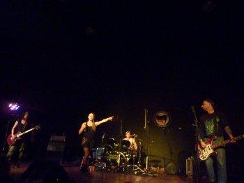 Concert punk HORS CONTROLE 2012 par Asso Los Pork'ass