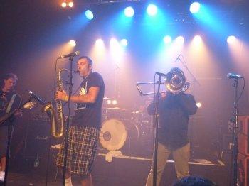 Korttex concert 2012 au chapeau rouge à Carcassonne