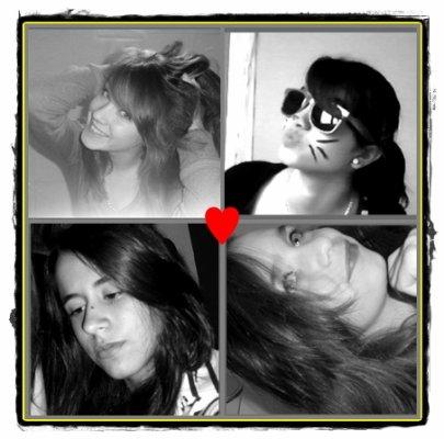 Les vrais ; ceux qui me redonne le sourir .. ♥