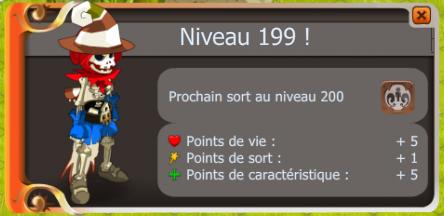 UP 199 !