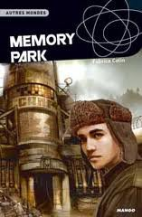 MEMORY PARK de Fabrice Colin