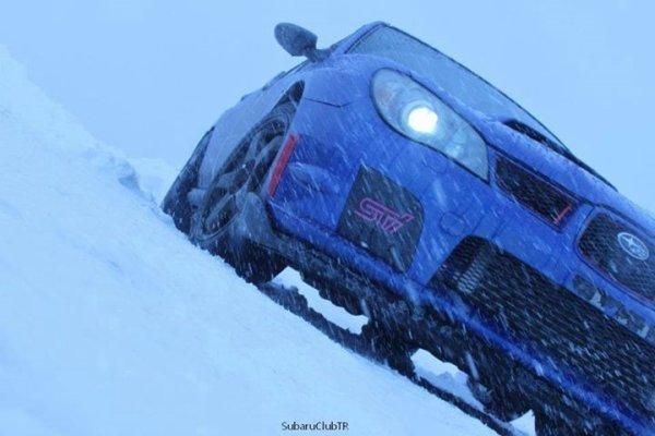 sub neige
