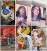 Du 11 au 20 Juillet 2021, Emeraude a posté sur son Instagram