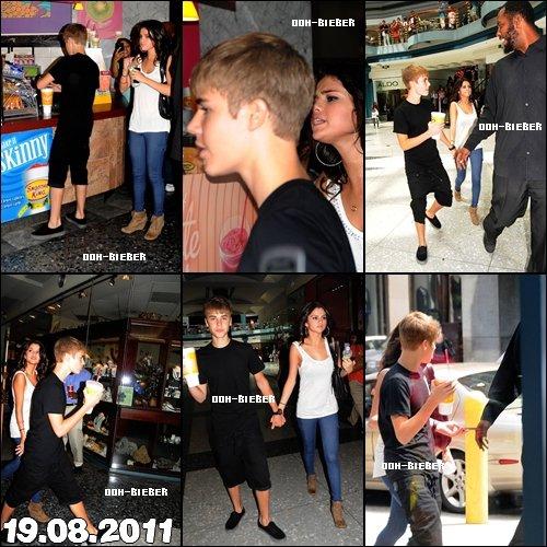 Justin et Selena dans un centre commercial à Philadelphie Ton blog source sur Ryan Beatty ! ♥  Rejoint mon groupe ♥ Newsletter ♥ Devenir fan