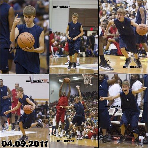 Justin joue au basket pour une oeuvre de charité à Atlanta Ton blog source sur Ryan Beatty ! ♥  Rejoint mon groupe ♥ Newsletter ♥ Devenir fan