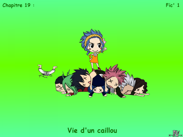 Fairy Tail - 19