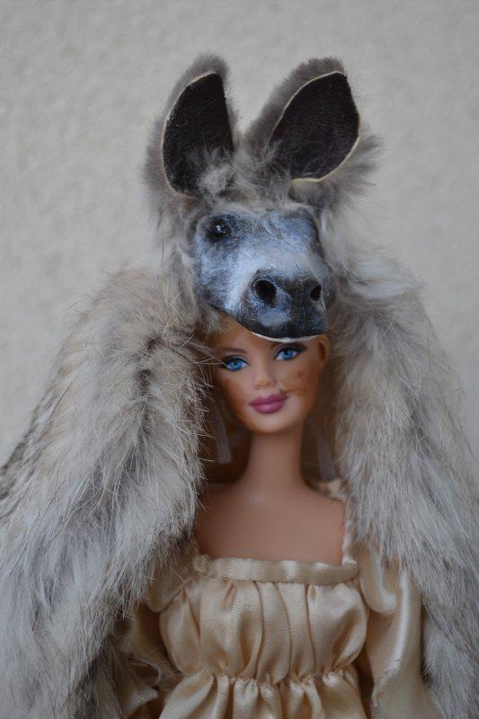 Barbie ooak dans le conte de peau d 39 ne par develyne couture 4 blog de milysabel - Peau d ane conte ...