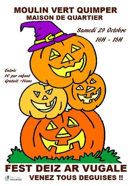 Fest Deiz Halloween