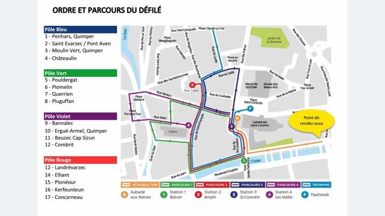 Infos Cornouaille