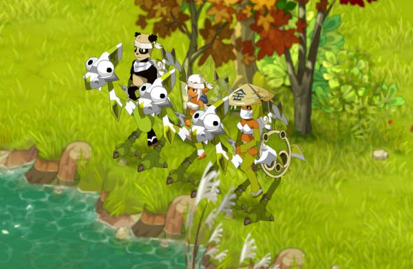Renouveau du Panda !