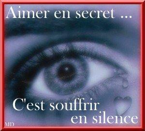 Aimer en secret ...