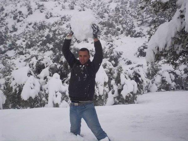 neige 2012