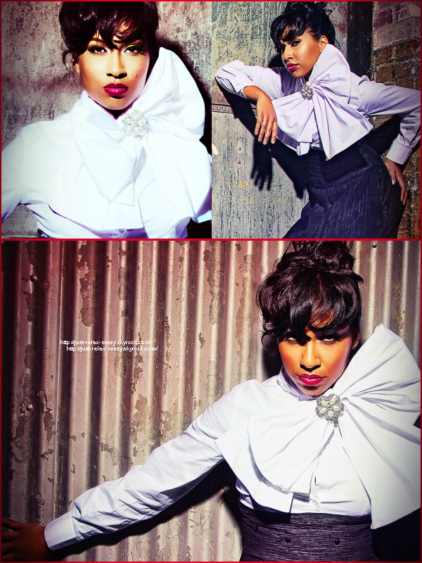 Melanie Fiona for Rolling Out Magazine