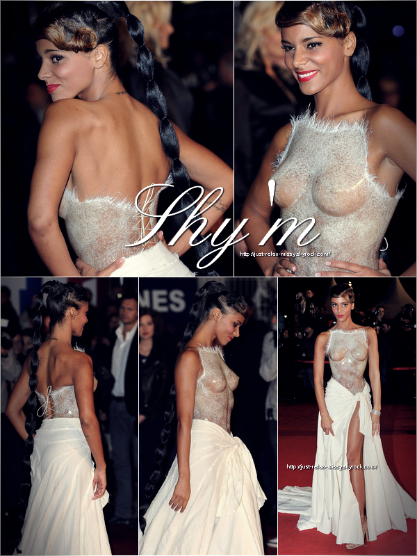 NRJ Music Awards 2012 - Red Carpet Arrivals