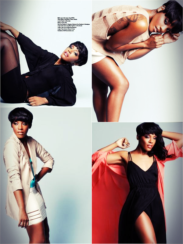 Dawn Richard  Regard Magazine