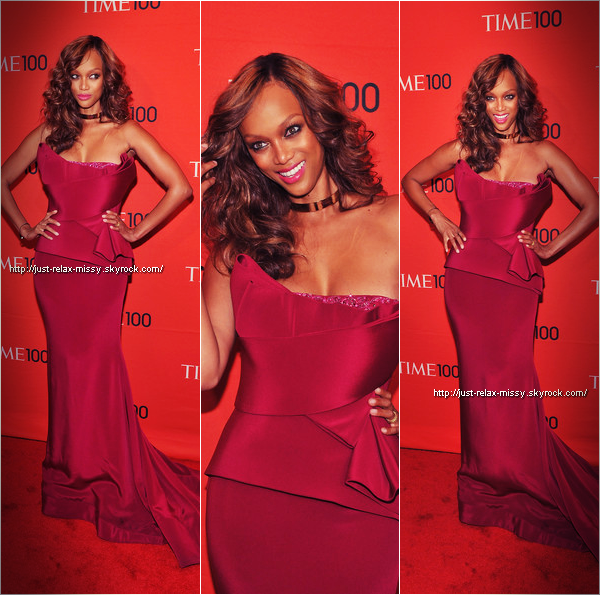 "Gala du ""Time 100"" à New York"